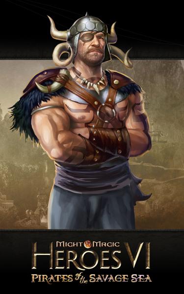 Герои 6 - Пираты Дикого моря - первое дополнение к известной стратегии от с